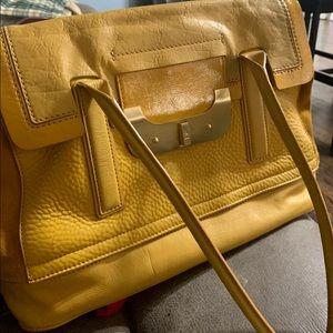 Beautiful Diane Von Furstenberg bag.